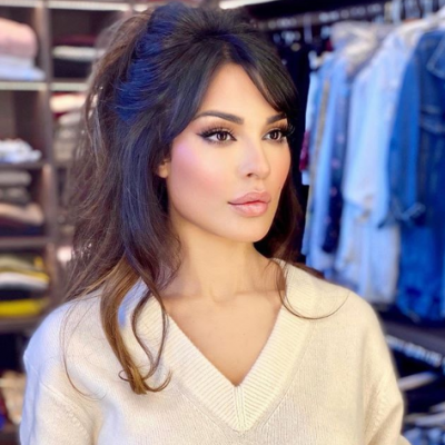 Arab Celebrity-Inspired Hairstyles