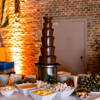 A Chocolate Wedding Theme