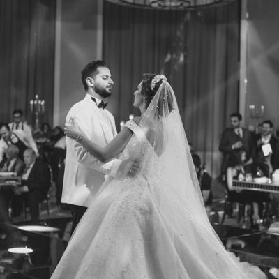 An Elegant Wedding in Amman