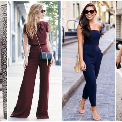 Jump into the Jumpsuit Trend