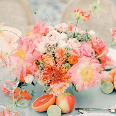 أفكار مميزة لحفلات الزفاف الصيفية