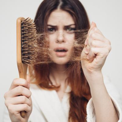 Treating Hair Loss at Home