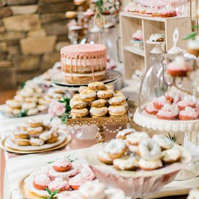 15 Amazing Wedding Dessert Ideas