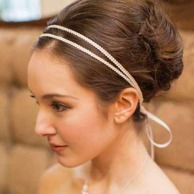 اكسسوارات شعر بديلة للتاج أحببناها للعروس
