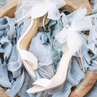 The Latest Bridal Shoes