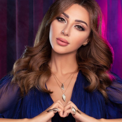 Lebanese Celebrity Bridal Beauty Inspiration
