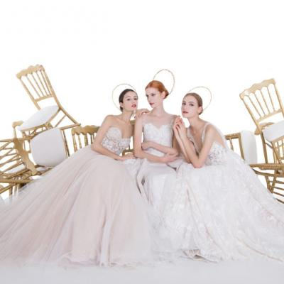 كيف تختاري فستان عروس مثالي مناسب لجسمك