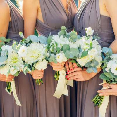 How to Choose Color Motif for Your Bridal Entourage
