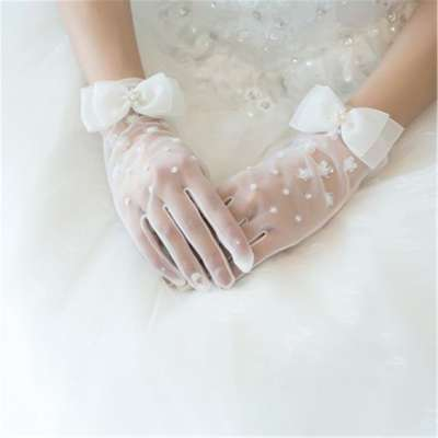 Bridal Gloves for the Elegant Bride