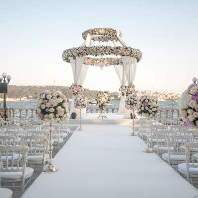 Top 6 Luxury Wedding Venues in Istanbul