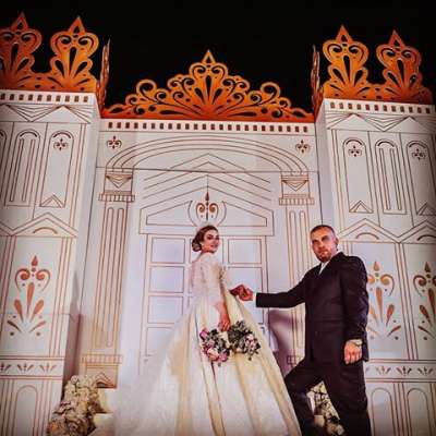 Majd and Yara's Post-Lockdown Wedding in Syria