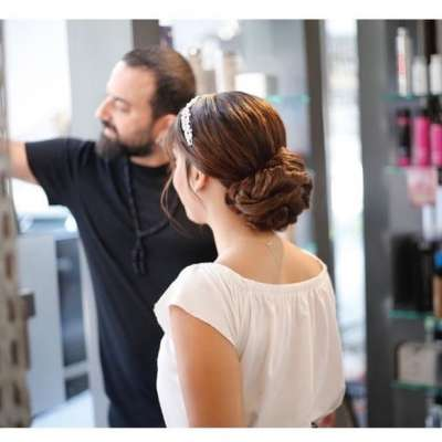 Bridal Hair Ideas by Lebanese Hair Stylist Michel Zeytoun