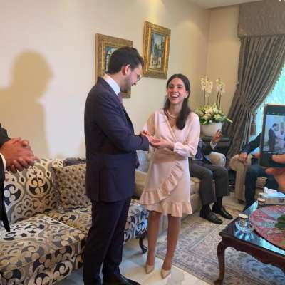 Prince Nayef Bin Asem is Engaged