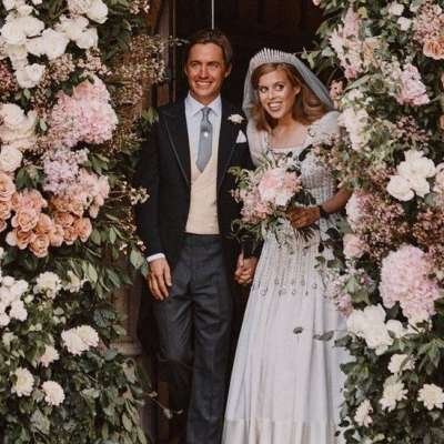 Princess Beatrice and Edoardo Mapelli Mozzi's Wedding
