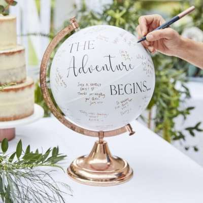 Ideas for Wedding Guest Books