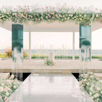 أشهر أماكن حفلات الزفاف الفاخرة في قبرص