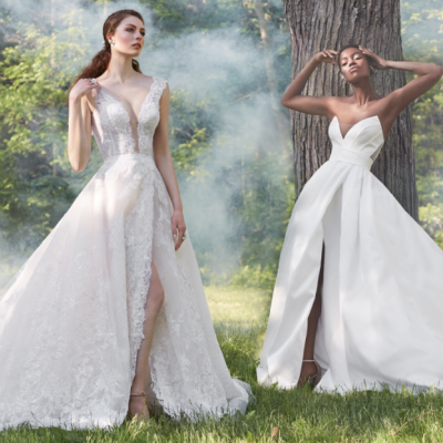 Ines Di Santo Spring 2021 Wedding Dresses