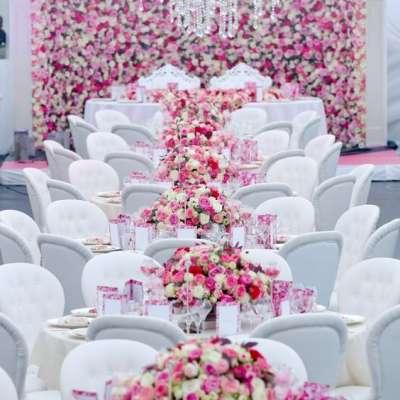 Pretty Pink Wedding Ideas