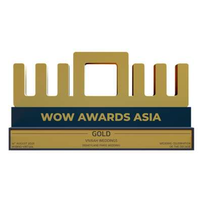 Vivaah Weddings Wins 3 Gold Awards at Wow Awards Asia 2020