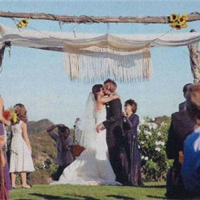 Nikki reed and paul mcdonalds wedding arabia weddings discover more real luxury weddings junglespirit Images