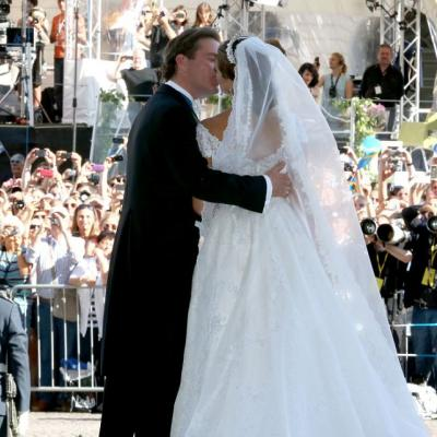 Princess Madeleine of Sweden Wedding - Arabia Weddings
