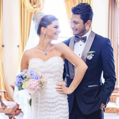 pelin karahan and bedri g252ntays wedding arabia weddings
