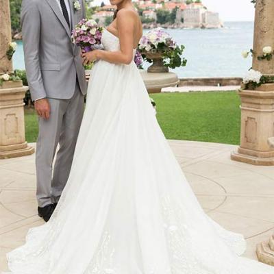 Novak Djokovic And Jelena Ristic S Wedding Arabia Weddings
