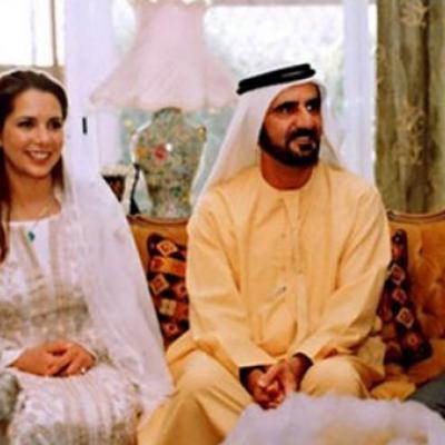 Princess Haya And Sheikh Mohammed Al Maktoum S Wedding Arabia Weddings