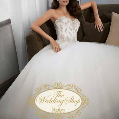 The Wedding Shop - Morilee