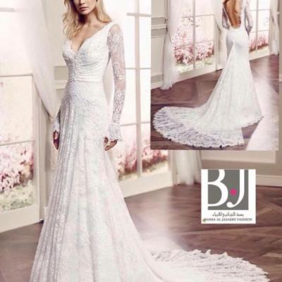 Wedding Dress Suppliers 87 Awesome Basma Al Jazaery