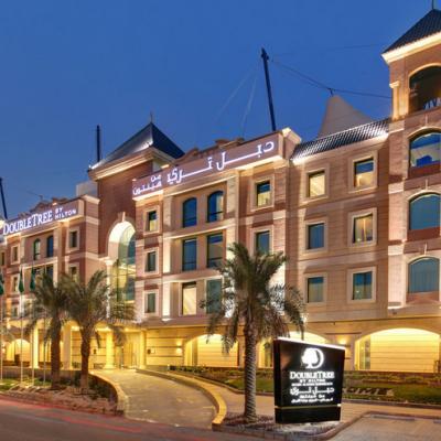 DoubleTree by Hilton Hotel - Al Muroj Business Gate