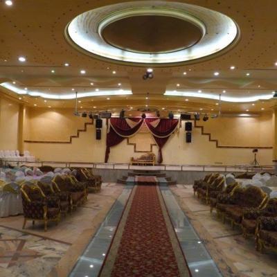 قصر الجلسان للاحتفالات