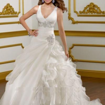 روزييت لفساتين الأعراس