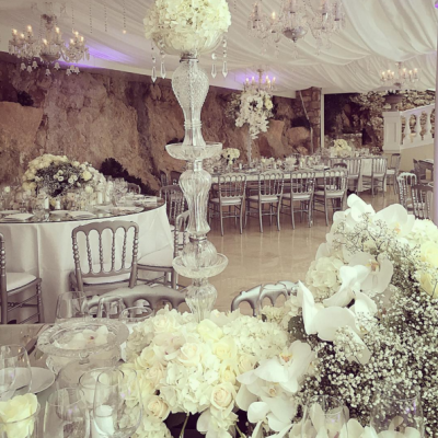 Wedding setup by Ali Bakhtiar Designs
