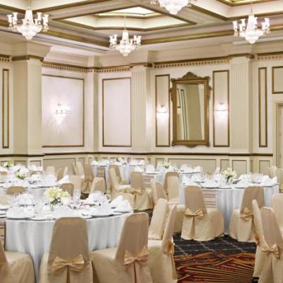 Sheraton Hotel - Riyadh