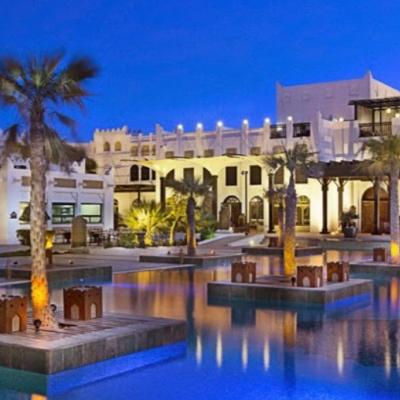 فندق وسبا الشرق