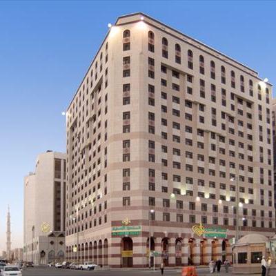 Al Haram Hotel – By Al Rawda