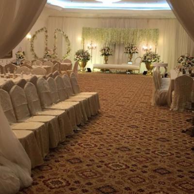 قاعة المجلس للاحتفالات موقع العروس