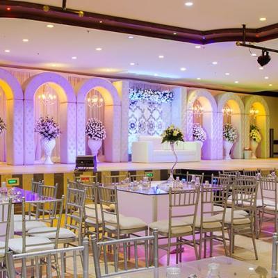 Al Zomorod Palace Wedding Hall