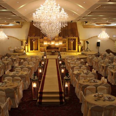 قاعة المملكة للاحتفالات جدة موقع العروس