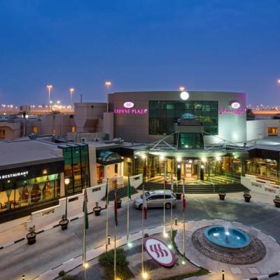 Crowne Plaza Bahrain-Hotel