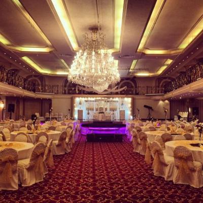Crystal Hall Jeddah