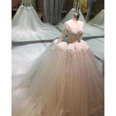 Dar Al Hanof Wedding Dresses