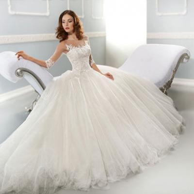 Demetrios wedding dresses brides