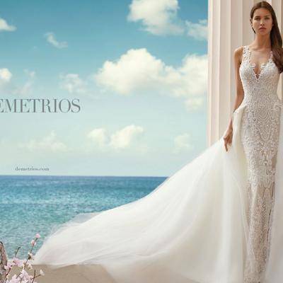 Wedding Dress Catalogue 65 Trend Demetrios Fashion Jeddah