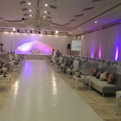 Durrat Allayali-Hall