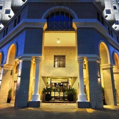 Golden Tulip AL Mektan Hotel
