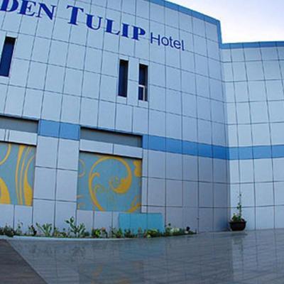 Golden Tulip Hail