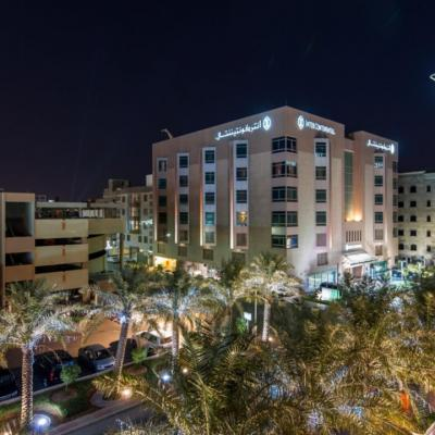 Intercontinental-Al-Khobar-Hotel