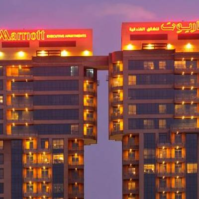 Marriott Executive Apartments Manama Hotel